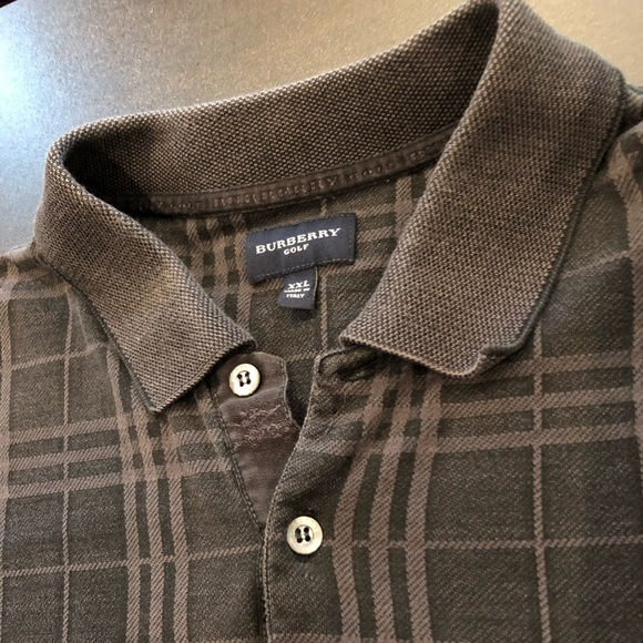 Burberry Other - Burberry Golf Polo
